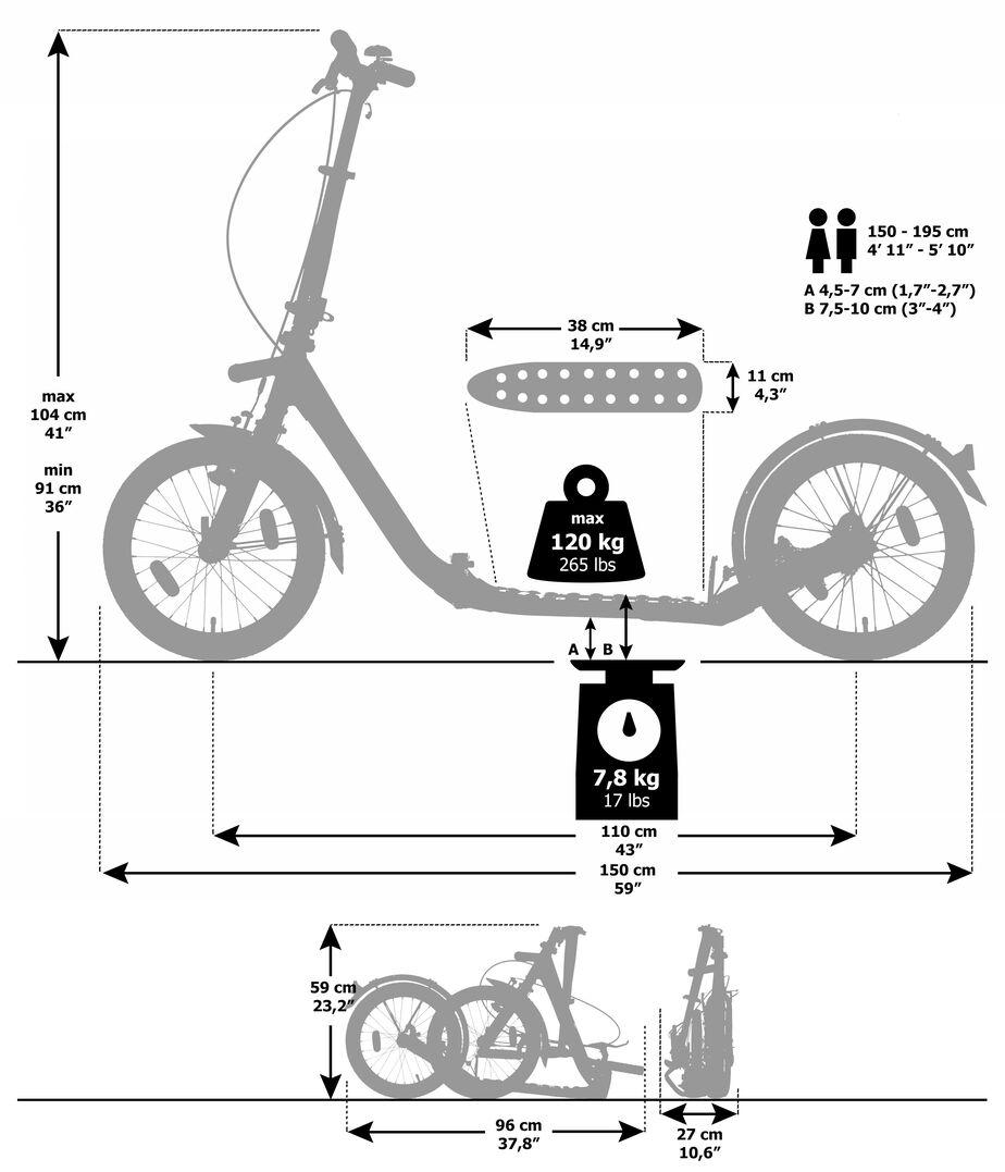 Maße-Kickbike-clix-2-0-white-weiß