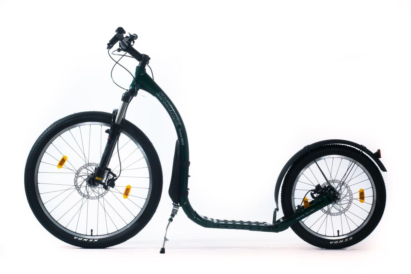kickbike cross max 20hd g nstig online kaufen. Black Bedroom Furniture Sets. Home Design Ideas